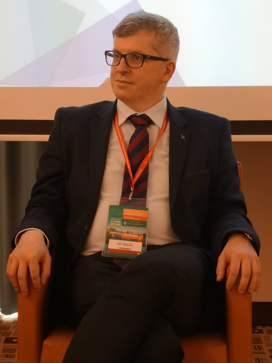 Prof. Piotr Rutkowski Prezesem-Elektem Polskiego Towarzystwa Onkologicznego