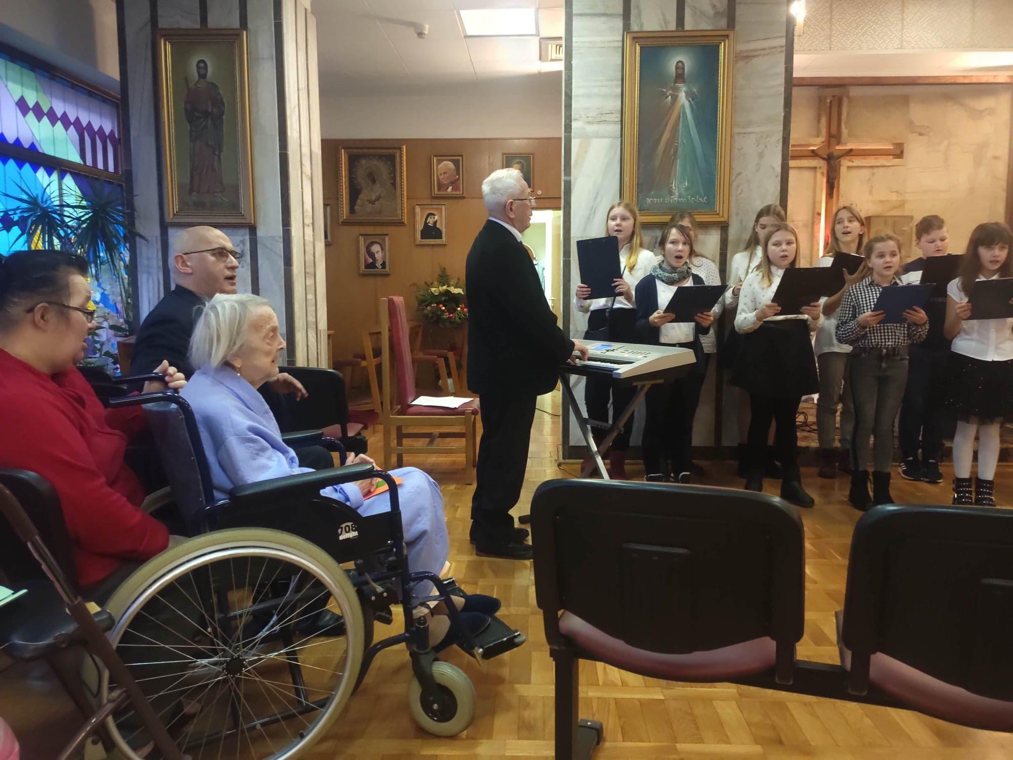 Obchodzimy 25-lecie poświęcenia naszej kaplicy szpitalnej