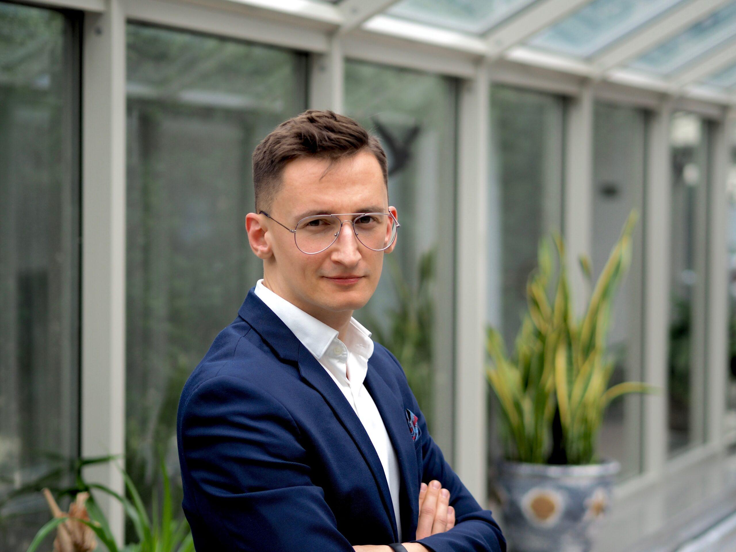 Dr Paweł Koczkodaj z prestiżowym stypendium Fulbrighta-Schumana