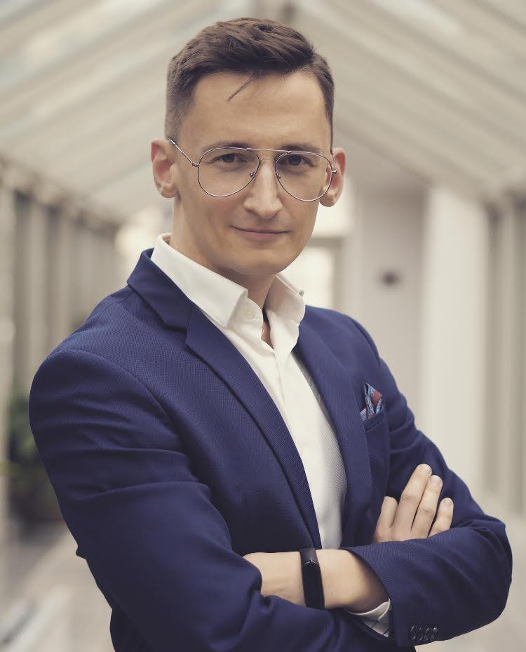 Dr Paweł Koczkodaj otrzymał stypendium Fundacji Kościuszkowskiej
